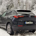 Mazda CX-30 180 Skyactiv-X M Hybrid Hikari z luxury pack – test wideo!