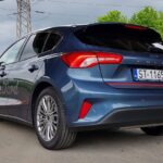 Ford Focus 1.0 125 EcoBoost test wideo!