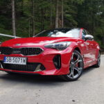 KIA Stinger GT test!